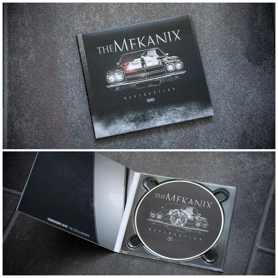 Foto für Musikalbum 'Restoration'