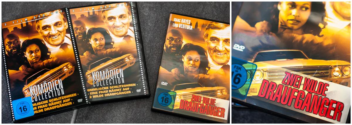 """DVD-Cover """"Zwei Wilde Draufgänger"""""""