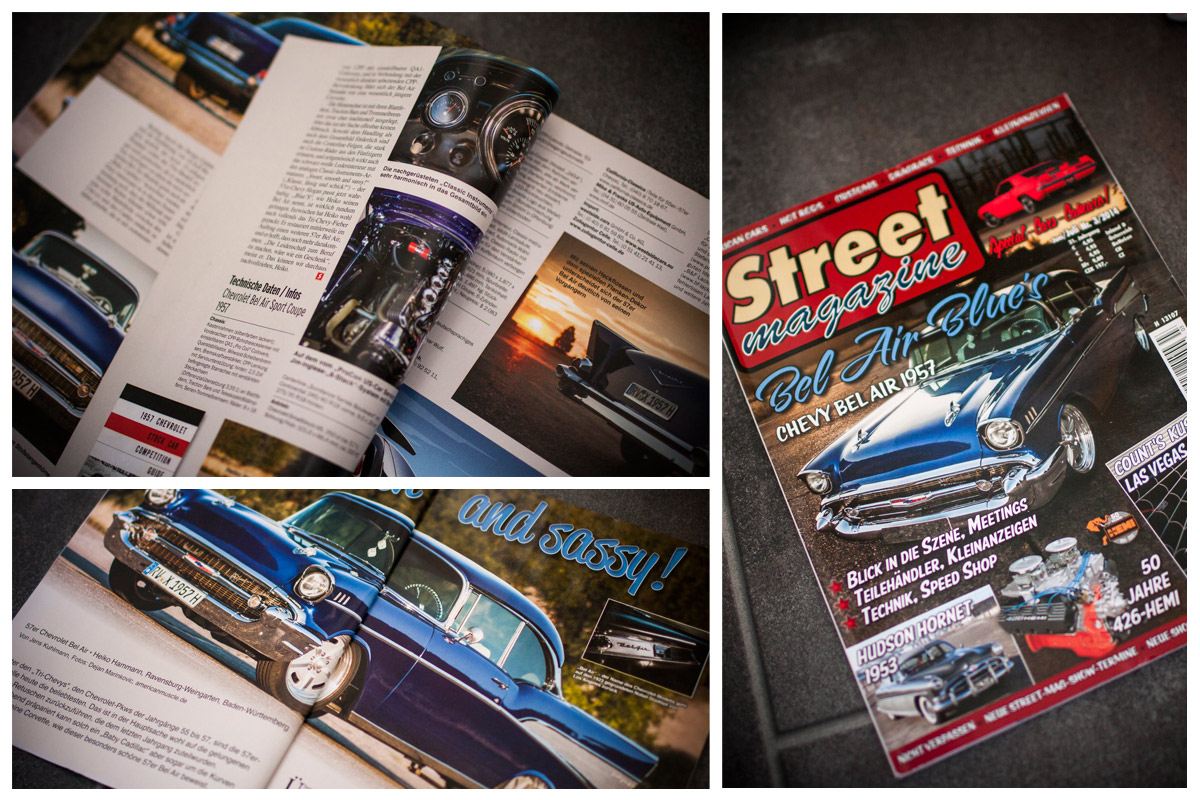 Street Magazine - Ausgabe 3/2014