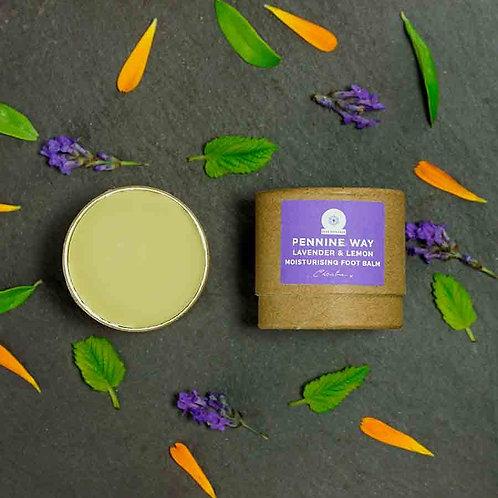 Pennine Way Lavender & Lemon Foot Balm (27g)