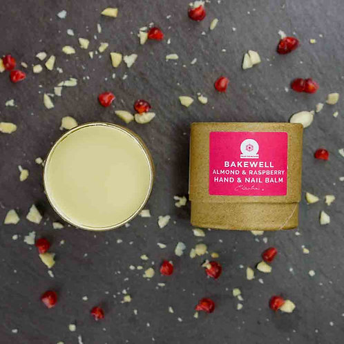 Bakewell Almond & Raspberry Hand & Nail Balm