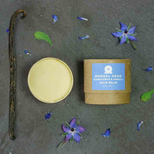 Monsal Head Starflower & Vanilla Hair Balm (27g)