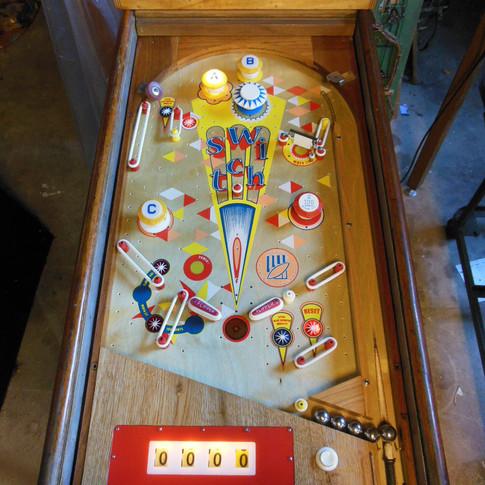 Pinball Switch