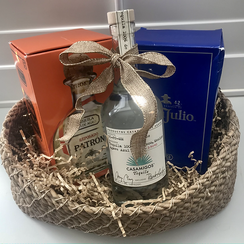 Tequila Basket