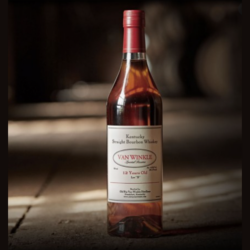 Pappy Van Winkle Special Reserve 12 Year Old Bourbon Whiskey (750ml)