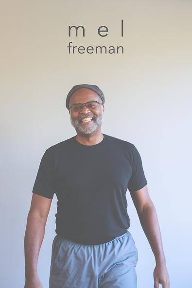 Mel Freeman Aluma Gentlemen's Yoga Instructor