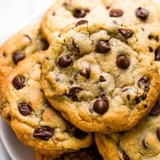 Chocolate Chip Cookies - Pkg. of Three Large