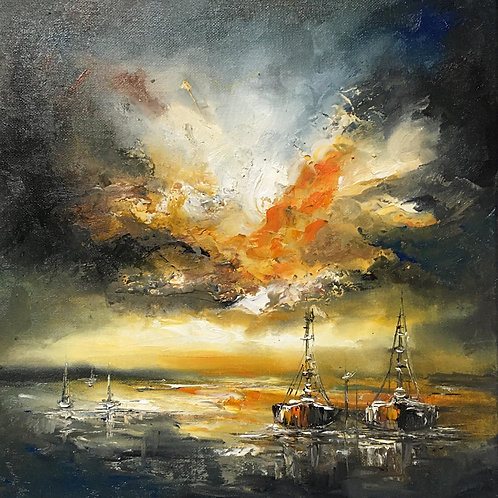 Sailing away IV