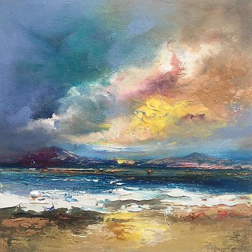 Fresh wind by the sea II
