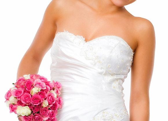 Bride Tans For Free w/ 5 or More From Party