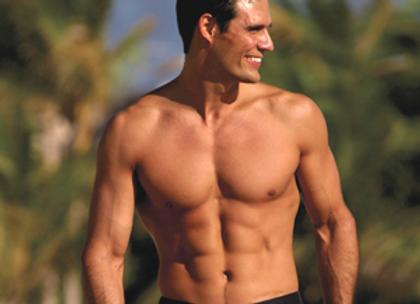 Half Body Tan
