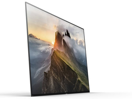 Sony A1 4K HDR OLED TV review