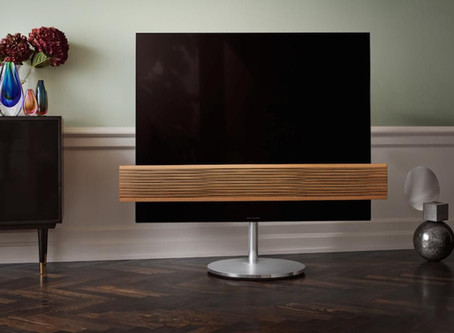 B&O OLED new oak wood option