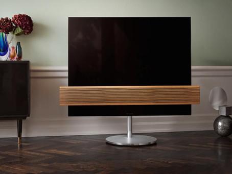 B&O OLED new oak wood option