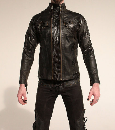 Moto Serpent Jacket