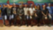 """צילום קבוצתי של חברי צוות צח""""י"""