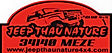 Partenaire Jeep Thau Nature 4x4