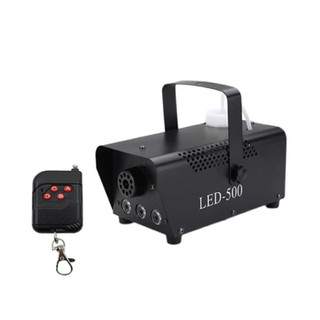 Дым-машина с RGB подсветкой