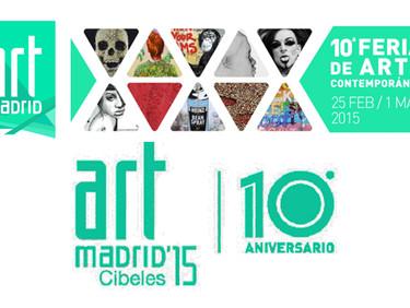 ARTMADRID 2015 - CIBELES DEL 25 DE FEBRERO AL 1 DE MARZO