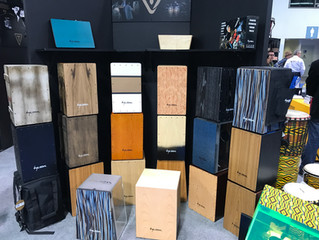 Pictures from the NAMM show