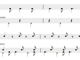 Cajon Samba Groove