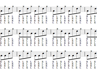 Eighth Note Grooves