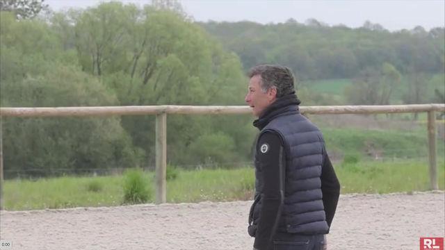 Thierry Rozier interviewé par le RL lors du stage du premier week end de Mai.