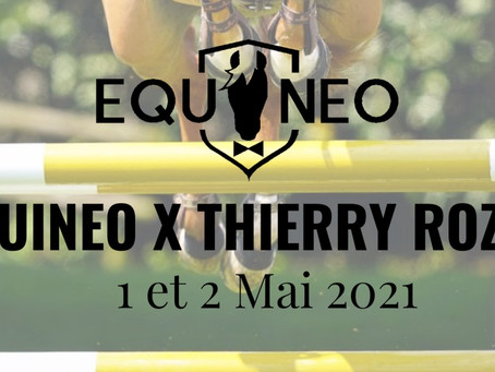Equineo - Stage Thierry Rozier, Inscriptions