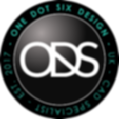 OneDotSixDesign Logo