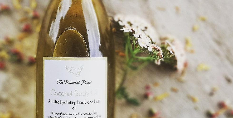 Body and Bath Oils