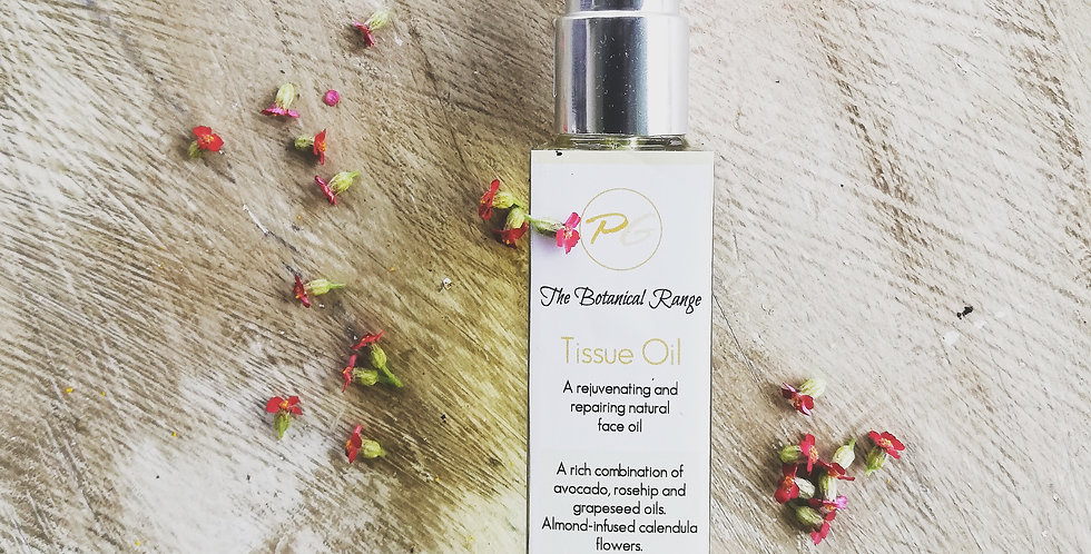 Jasmine & Rosehip Tissue Oil