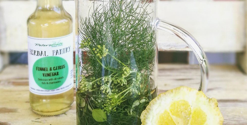 Herb Vinegars