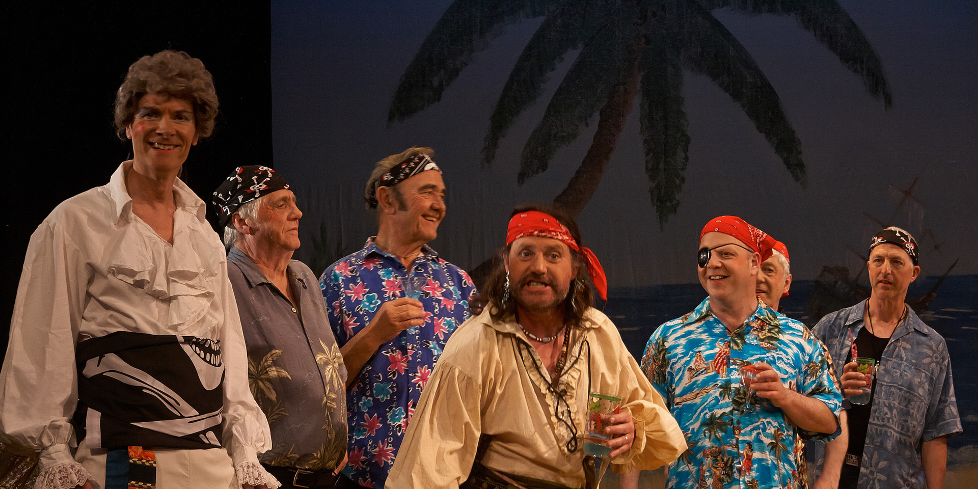 Pirates of Penzance 2014