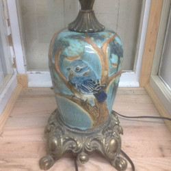 Bluebird Lamp