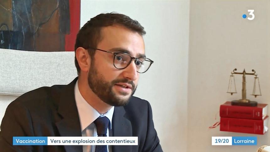 Marc-Olivier Conti Avocat droit de la santé vaccination Covid19