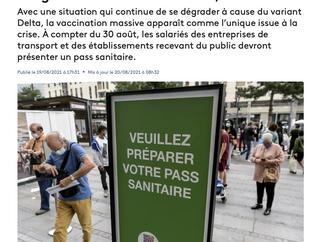 Revue de presse. Interview de Me Antoine Loctin - France télévisions