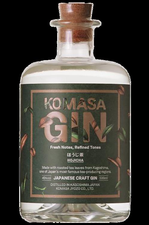 Komasa Gin Hojicha(焙茶) (with box)