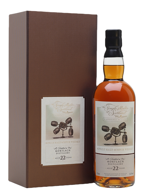 Mortlach Marriage 22 Year Old