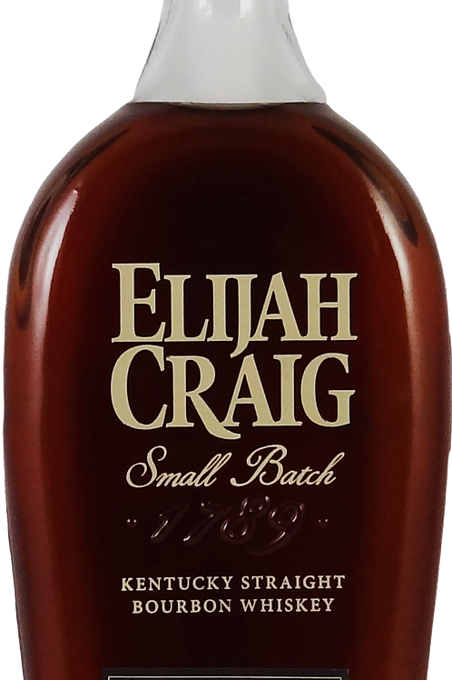 Elijah Craig Barrel Proof 68% Whiskey