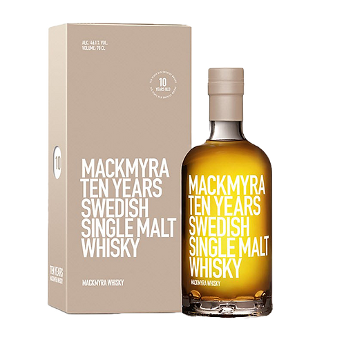 Mackmyra 10 years Single Malt Whisky