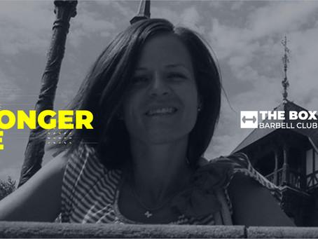 The Stronger Me - Ioana Rogojan