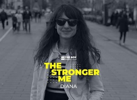The Stronger Me - Diana Galmati