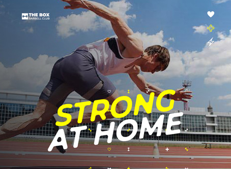 Strong at home