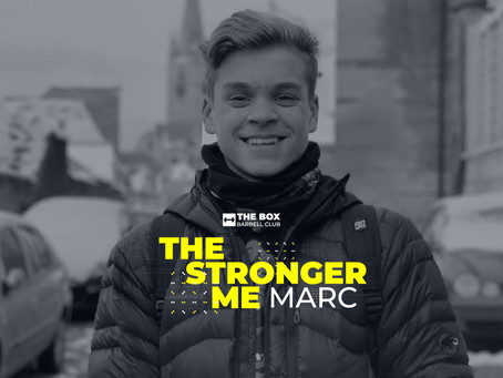 The Stronger Me - Marc Miholca