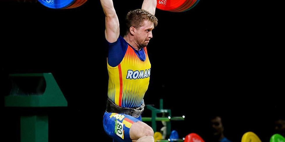 Gabriel Sincraian - Seminar Olympic Weightlifting