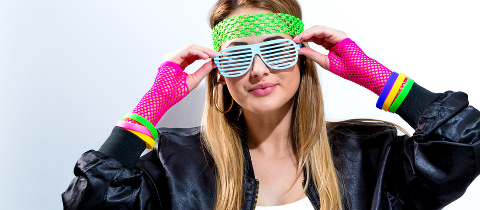 The Top 80's Fashion Trends and Why They're Making a Comeback