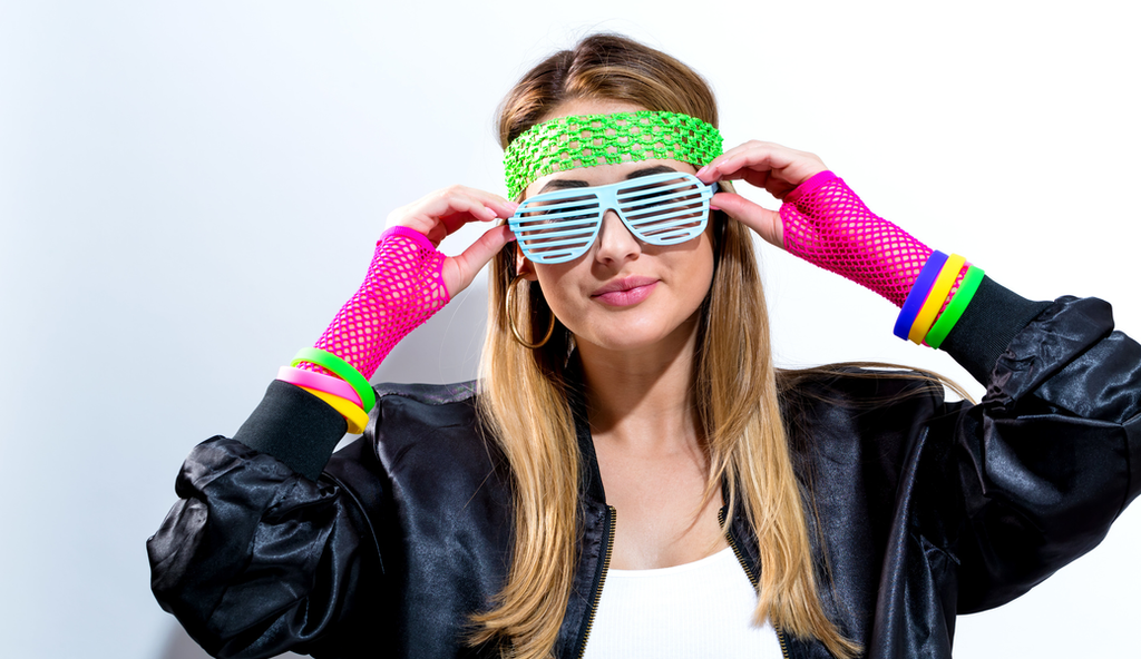 4168f723f The Top 80's Fashion Trends and Why They're Making a Comeback