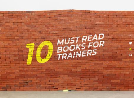 10 carti care trebuie citite daca esti antrenor