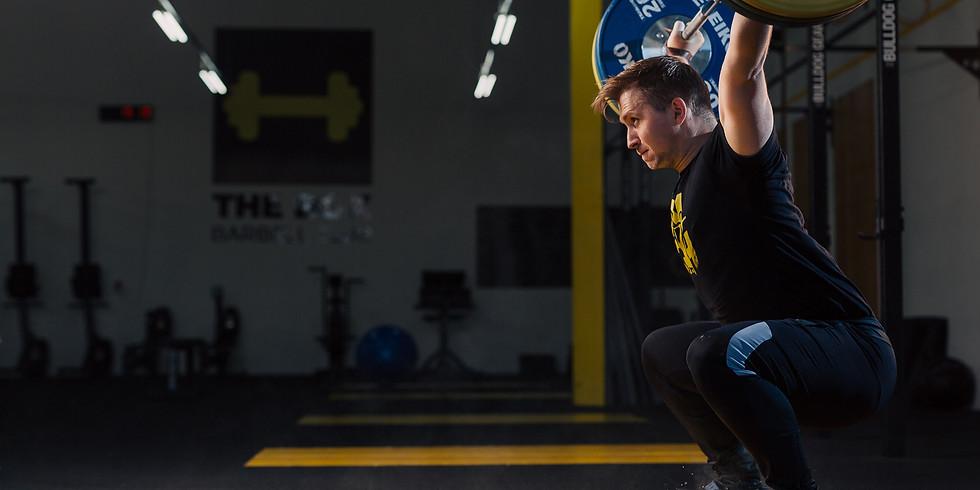 Olympic Weightlifting Seminar with Gabriel Sincraian