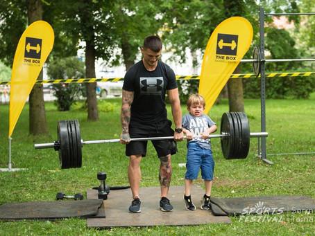 Copilul tau poate fi mai activ si depinde de tine!
